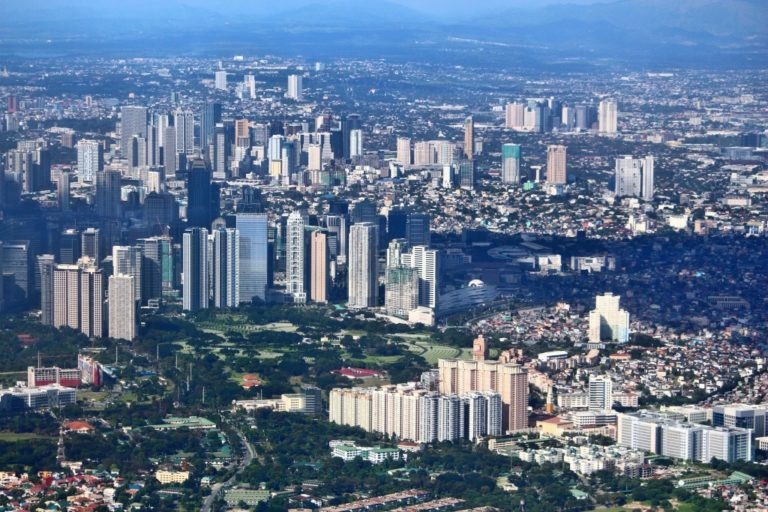 Cities in the Philippines